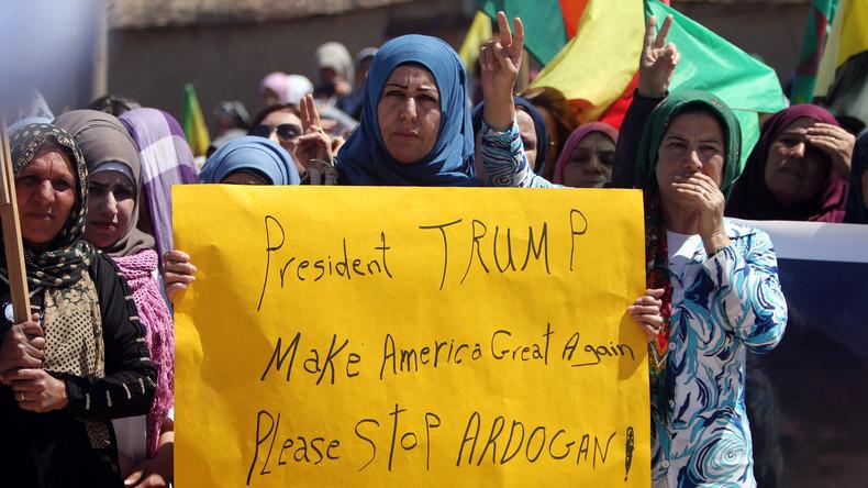 YPG-Nähe: Türkei fordert eine Absetzung des führenden US-Diplomaten der Anti-IS-Koalition
