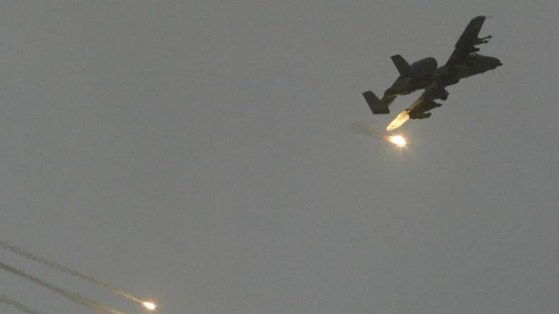 FSA: US-Koalition greifen pro Assad-Truppen in Syrien an, die sich Militärbasis Al-Tanf nähern