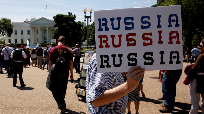 """Russland-Wahn: Trump würdigt Medien für """"größte Hexenjagd der amerikanischen Geschichte"""""""