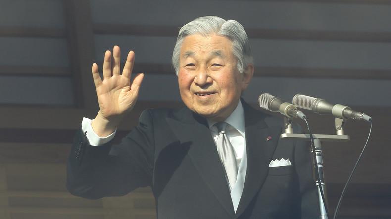 Japans Regierung bringt Gesetz zur Abdankung des Kaisers auf den Weg
