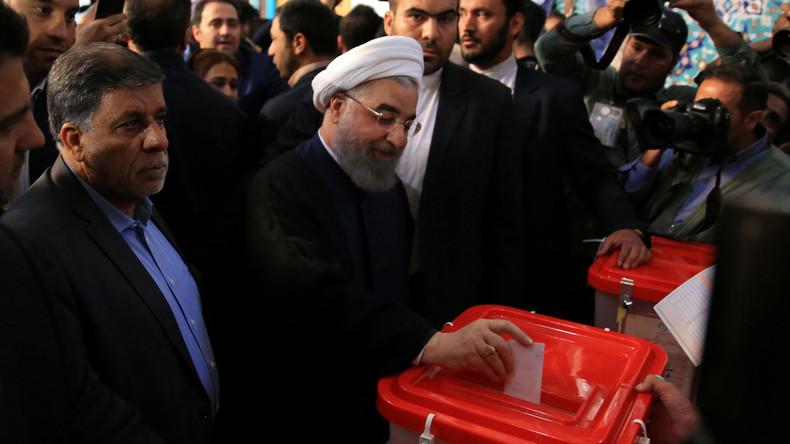 Präsidentschaftswahlen im Iran: USA verhängen neue Sanktionen gegen Teheran