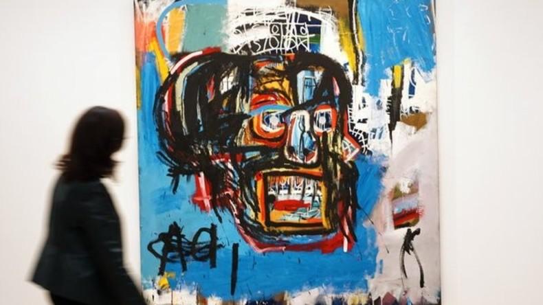 Versteigerungssumme von US-Gemälde schlägt Rekorde