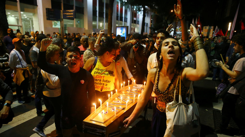 Brasilien: Massenproteste gegen Präsident Temer
