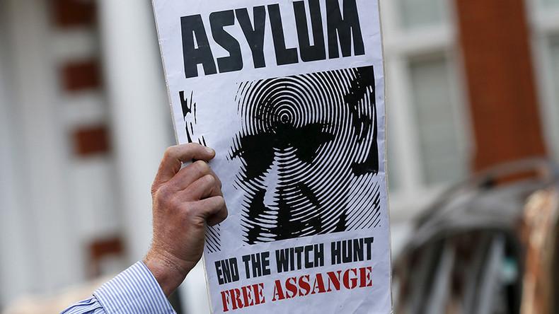 Ecuador bittet Premierministerin Großbritanniens May um sichere Auslieferung für Assange