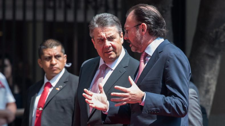 Deutschland bietet Mexiko Hilfe im Kampf gegen Kriminalität an