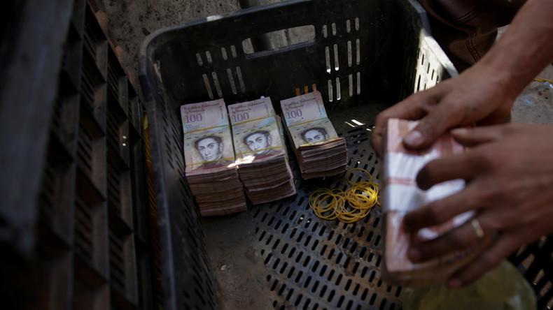 Venezuela verlängert Umlauf von 100-Bolívar-Scheinen zum siebenten Mal