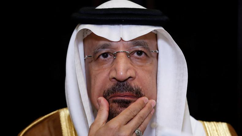 """Saudi-Arabiens Ölminister: """"Alle OPEC-Staaten sind für eine Verlängerung der Produktionsdeckelung"""""""