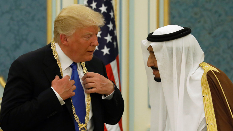 USA und Saudis schließen gigantischen Waffendeal