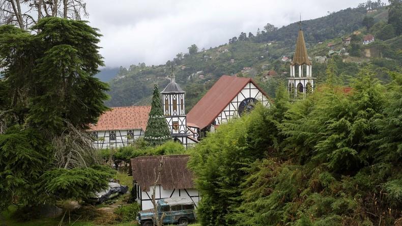 Militär besetzt deutsche Schwarzwald-Kolonie in Venezuela