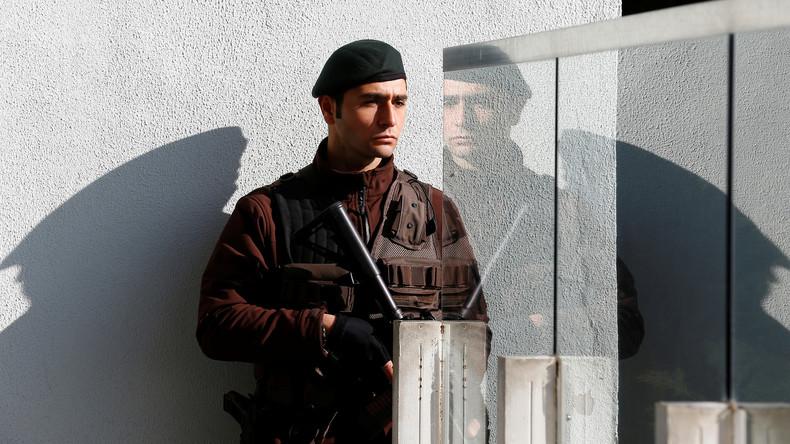 Polizeikräfte töten in Ankara zwei mutmaßliche IS-Kämpfer