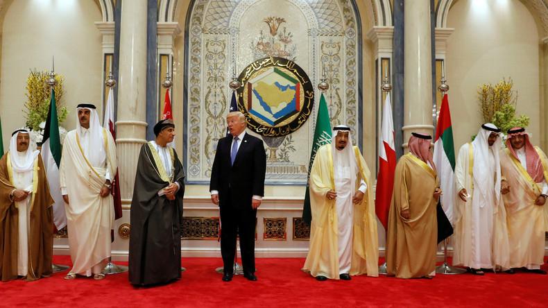 Donald Trump ruft islamische Staaten zu stärkerem Kampf gegen Terror auf
