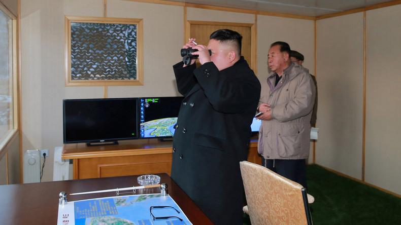 "Nordkorea bestätigt weiteren ""perfekten"" Raketentest"