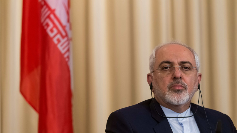"""Irans Außenminister weist Trumps Kritik zurück: Die USA wollten Saudi-Arabien """"melken"""""""
