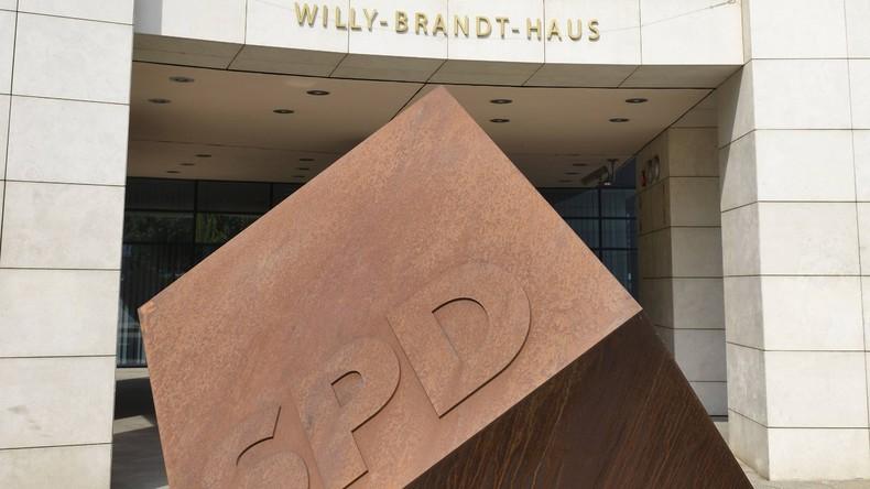 SPD-Parteizentrale in Berlin wegen verdächtigem Gegenstand geräumt