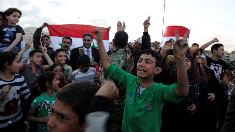 Stadt Homs wieder vollständig unter Kontrolle der Regierung