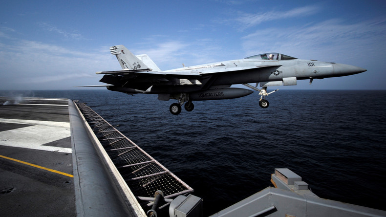 """Ost-Chinesisches Meer: US-Militär fühlt sich """"unprofessionell belästigt"""""""