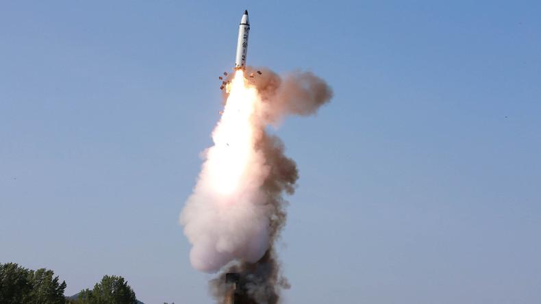 Nordkorea: Nach erneutem Raketentest nehmen die Spannungen weiter zu