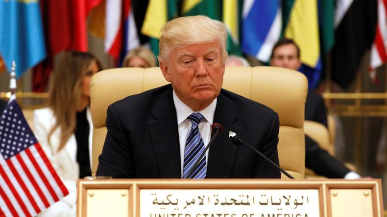 Trump in Saudi-Arabien: 110 Milliarden Dollar für US Waffen