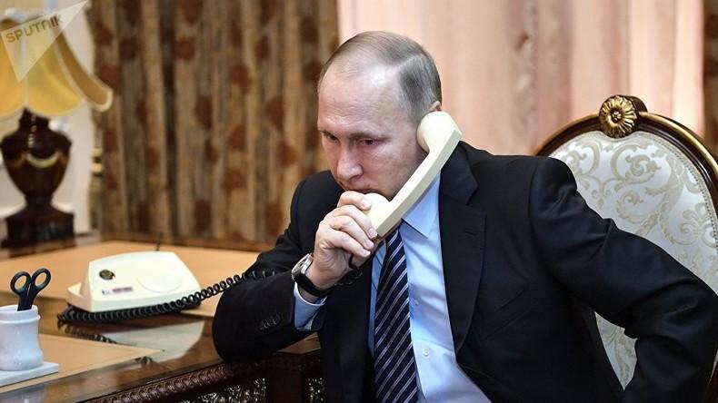 Nach 20 Jahren: Putin stellt neue Strategie zur wirtschaftlichen Sicherheit vor