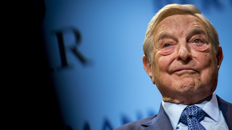 US-Milliardär George Soros wettet knapp 800 Millionen Dollar auf ein Scheitern Donald Trumps