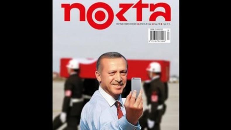 Über 22 Jahre Haft für Chefs eines Satiremagazins in der Türkei