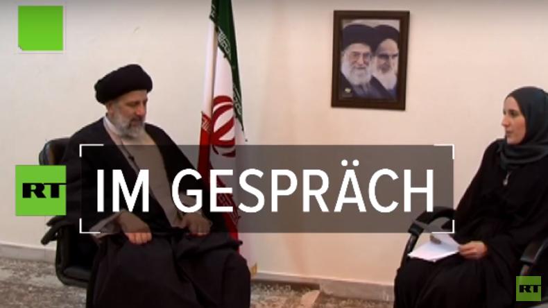 """Iranischer Kleriker Raisi: """"Verteidigungsdorktrin ist dazu da, um Kriege zu verhindern."""""""