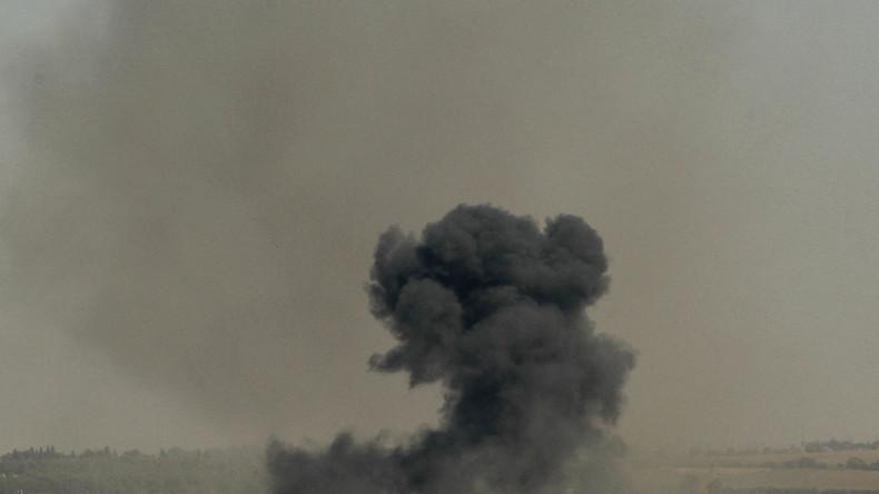 Rakete von Ägypten auf Israel abgefeuert