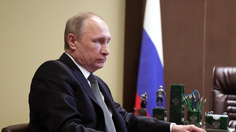 Putin: Russland will gemeinsam mit Großbritannien Terror bekämpfen