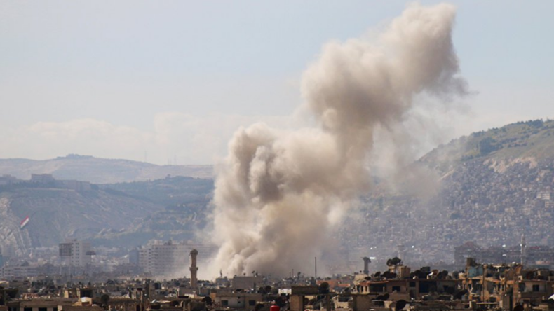 Tote bei Bombenanschlägen in Damaskus und Homs