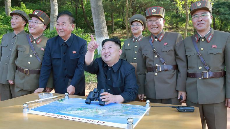 Seoul: Unbekannter Flugkörper fliegt von Nordkorea nach Südkorea