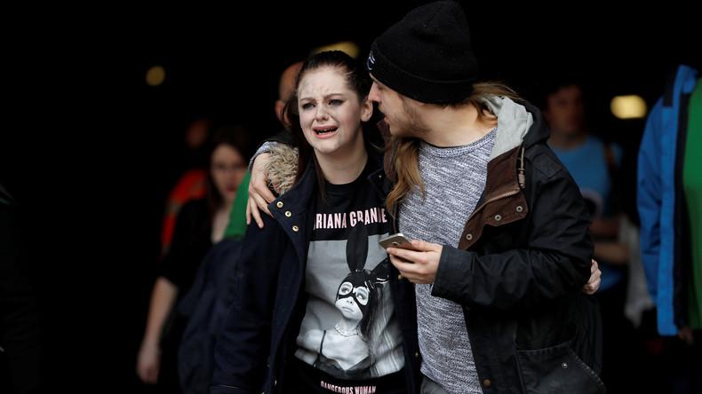 Manchester nach dem Anschlag: Welle der Solidarität