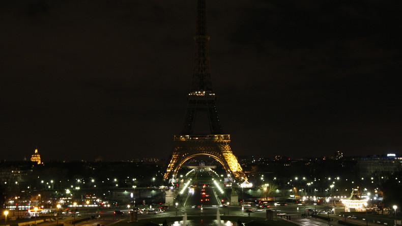 Paris schaltet nach Anschlag von Manchester Eiffelturm-Lichter aus