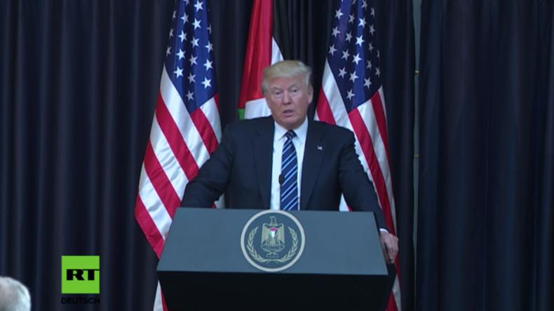 """Trump zu Manchester: """"Ich werde Terroristen nur noch Loser nennen, was anderes sind sie nicht!"""""""