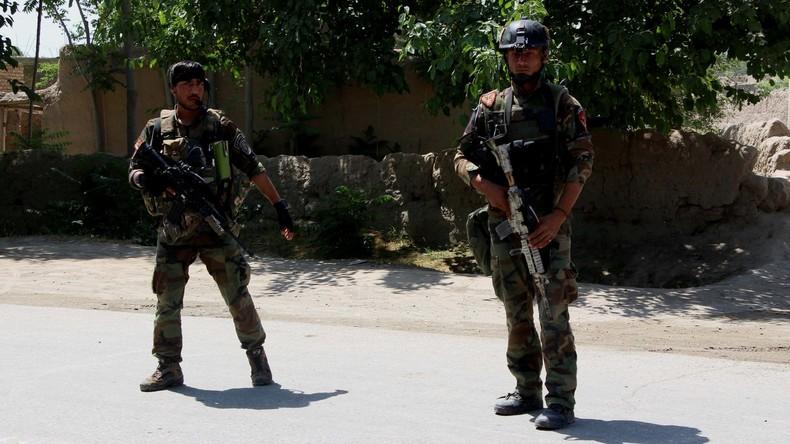 Zehn afghanische Soldaten bei Taliban-Angriff getötet