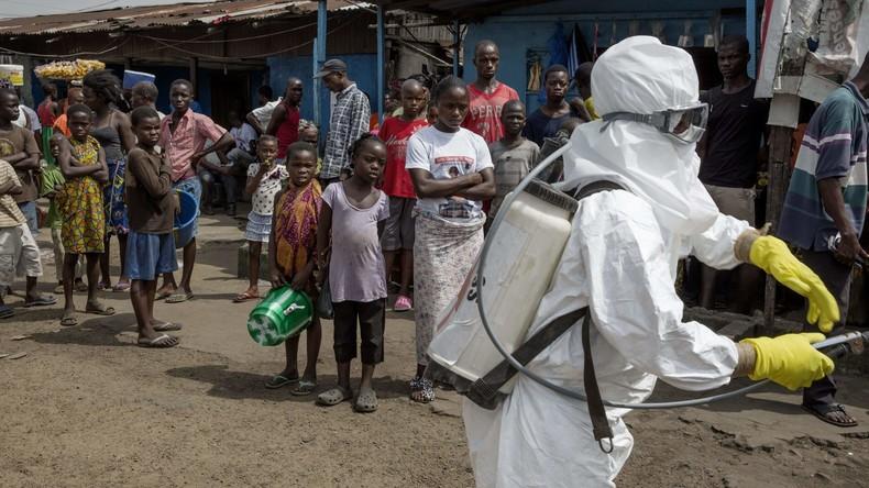 Zahl der Ebola-Verdachtsfälle im Kongo steigt weiter