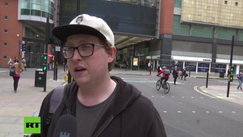 """Augenzeugen aus Manchester berichten: """"Ich habe viel Panik gesehen, aber eben auch viel Liebe"""""""