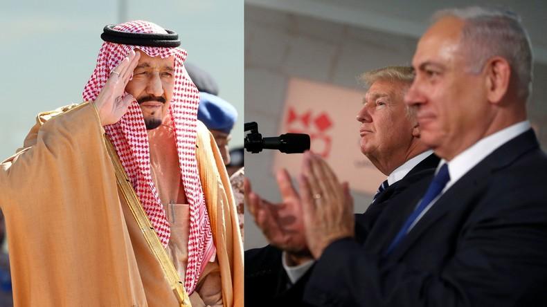 Unheilvolle Allianz: Israel und Saudi-Arabien auf Annäherungskurs