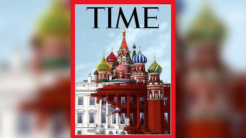 Liebes Time-Magazin, Putin arbeitet nicht in einer Kathedrale