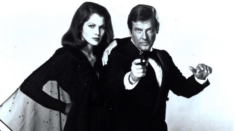 """James Bond""-Darsteller Roger Moore ist tot"