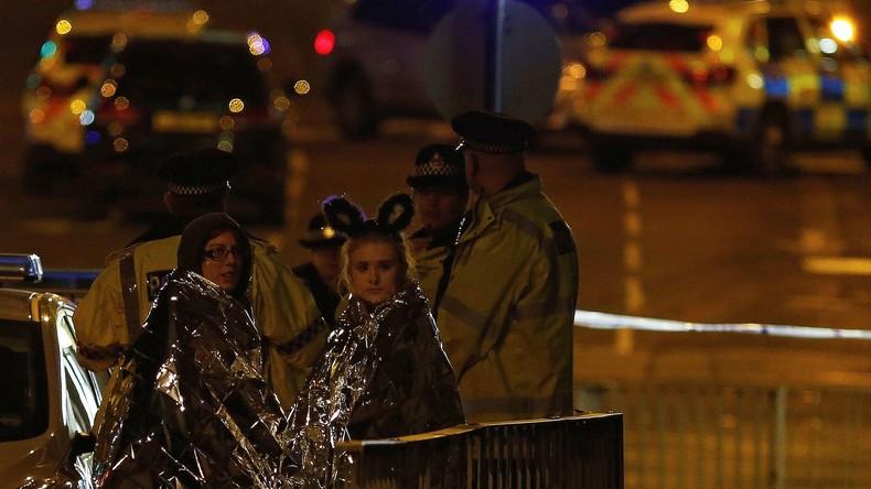 Musikfest schlägt in Tragödie um:  Fünf blutige Attentate