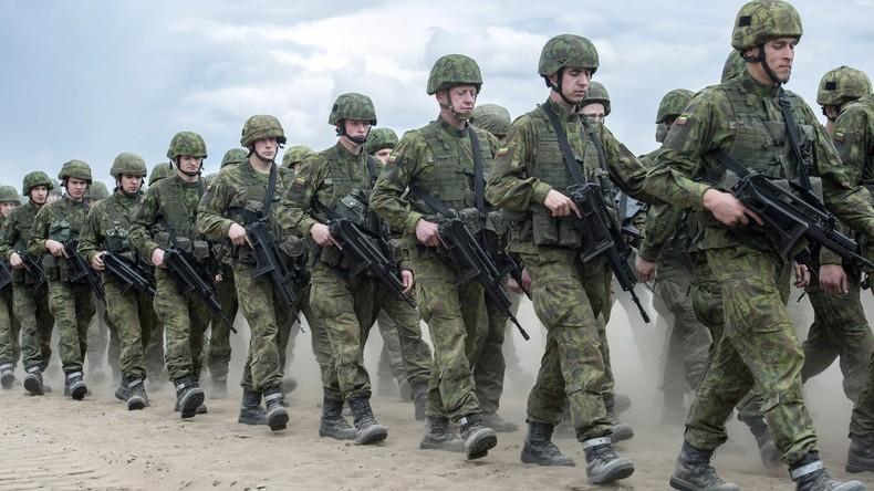 Litauen erhöht Höchstalter für Berufssoldaten