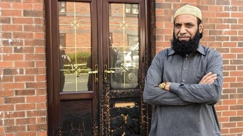Gewalt und Gegengewalt: Mutmaßlicher Brandanschlag auf Moschee in Manchester kurz nach Anschlag