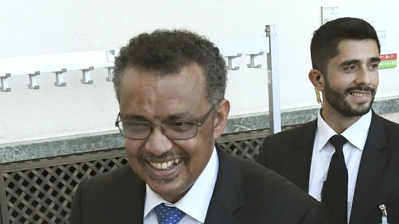 Äthiopier Tedros zum neuen Generaldirektor der Weltgesundheitsorganisation gewählt