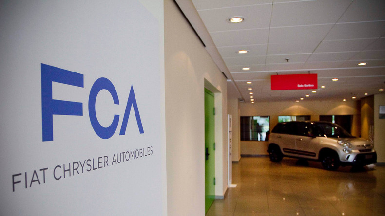 USA verklagen Fiat Chrysler wegen angeblicher Abgasmanipulation
