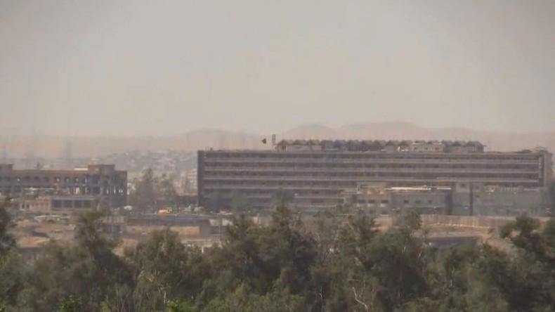 Live: Blick auf IS-Hochburg, während Militäroperation in Mossul weiter geht