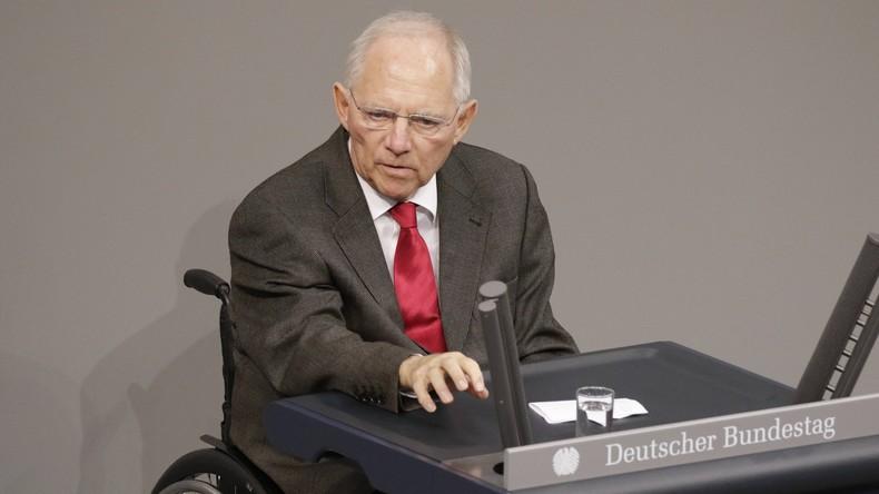 SPD attackiert Schäuble in Griechenland-Debatte