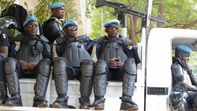 Zwei Tote bei Angriff auf UN-Friedenstruppe in Mali