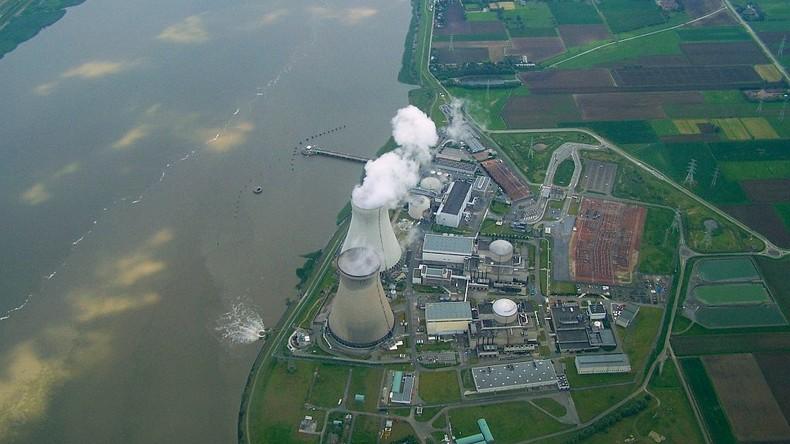 Belgischer Meiler Doel 3 außer Betrieb gesetzt