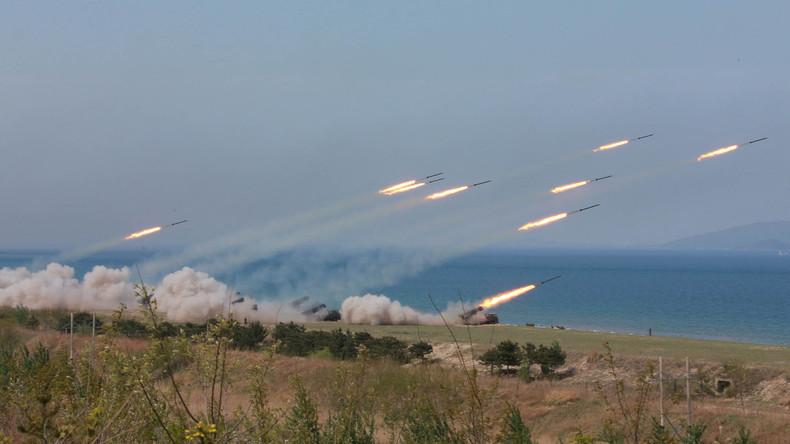 Südkorea: Unbekanntes Flugobjekt war wohl Ballon aus Nordkorea