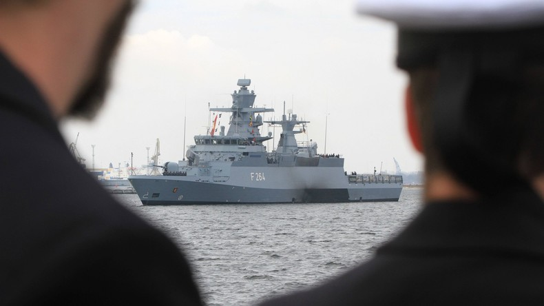 Deutschland verlängert Einsatz im Mittelmeer